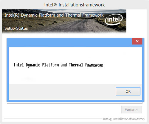 Intel Dynamic Platform and Thermal Framework Drivers 7.1.0.2103