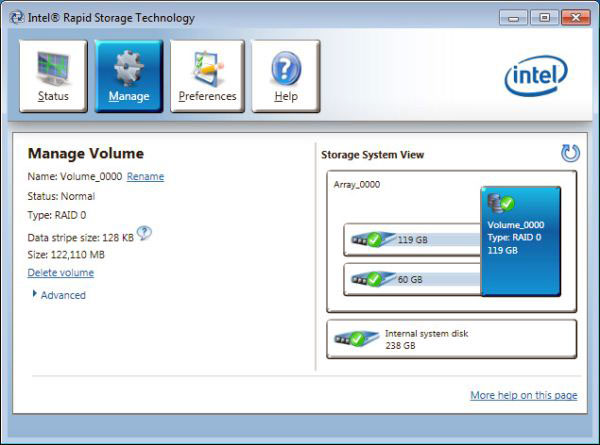 Intel Rapid Storage Technology (RST) Version 12.8.20.1002 WHQL - Software Updates - nsane.forums