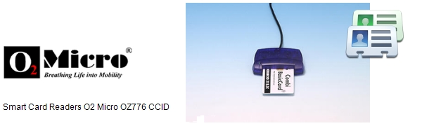 O2Micro OZ USB CCID Smartcard Reader - Free download and software reviews