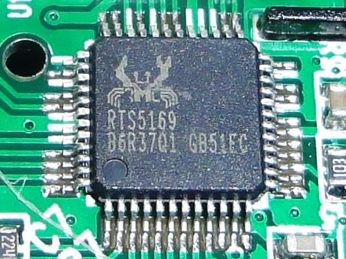 Card Reader Realtek 0bda 0129 does not work