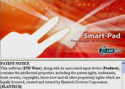 Elan TouchPad Drivers, Version 18 2 13 1 HP